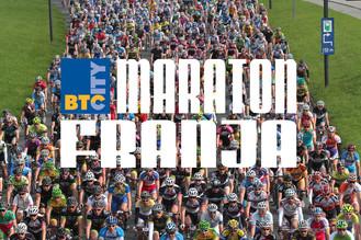 Maraton Franja BTC City 2015