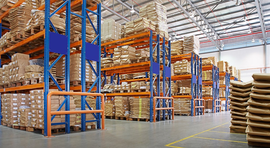3PL Contract Warehouse