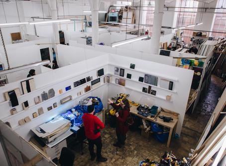 Creative Exchange at Belfast Open Studios