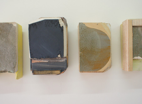Exhibition: SUBSTRATA, Barry Mulholland