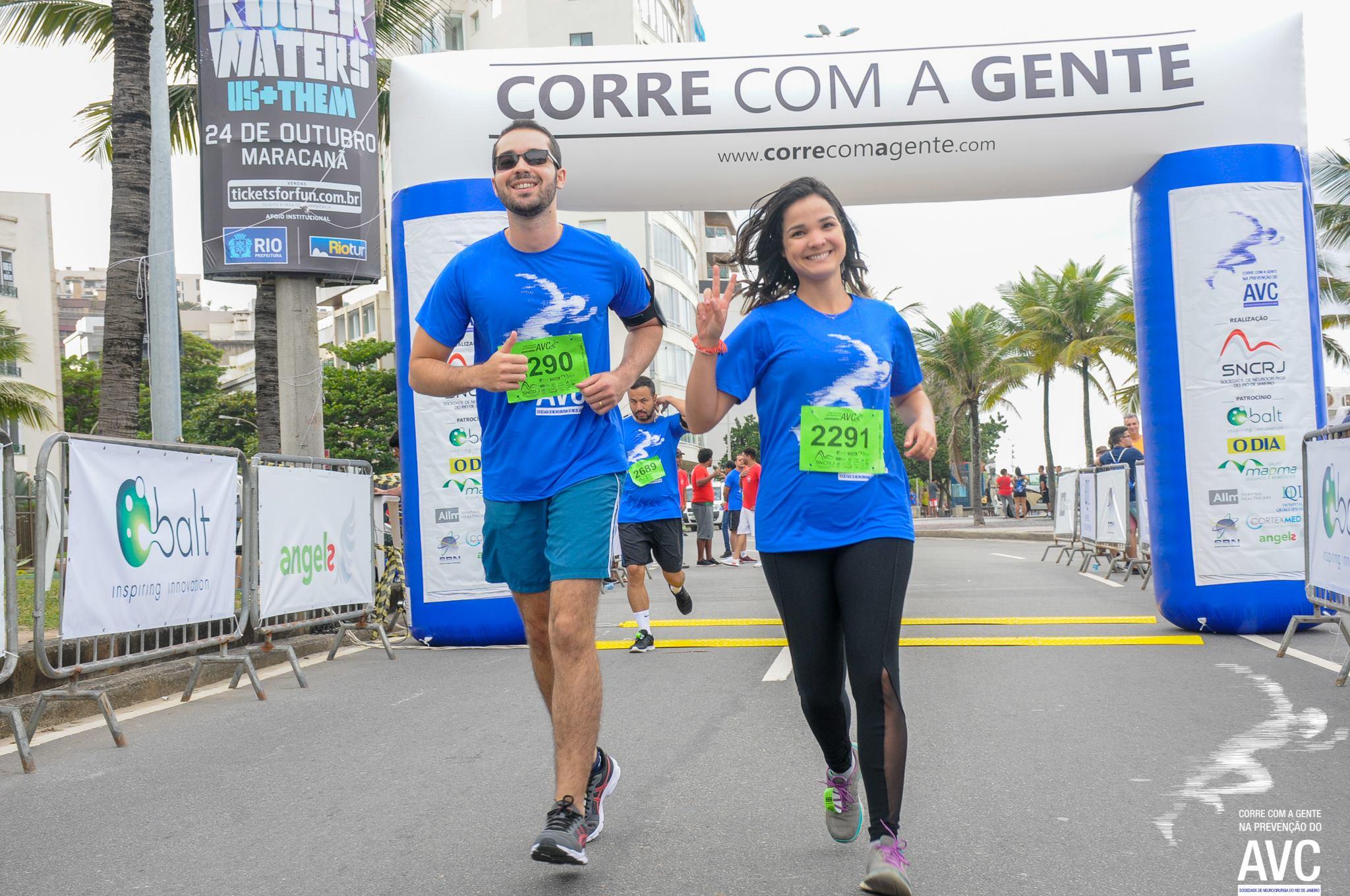 Corre com a gente