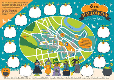 Stirling Halloween Trail