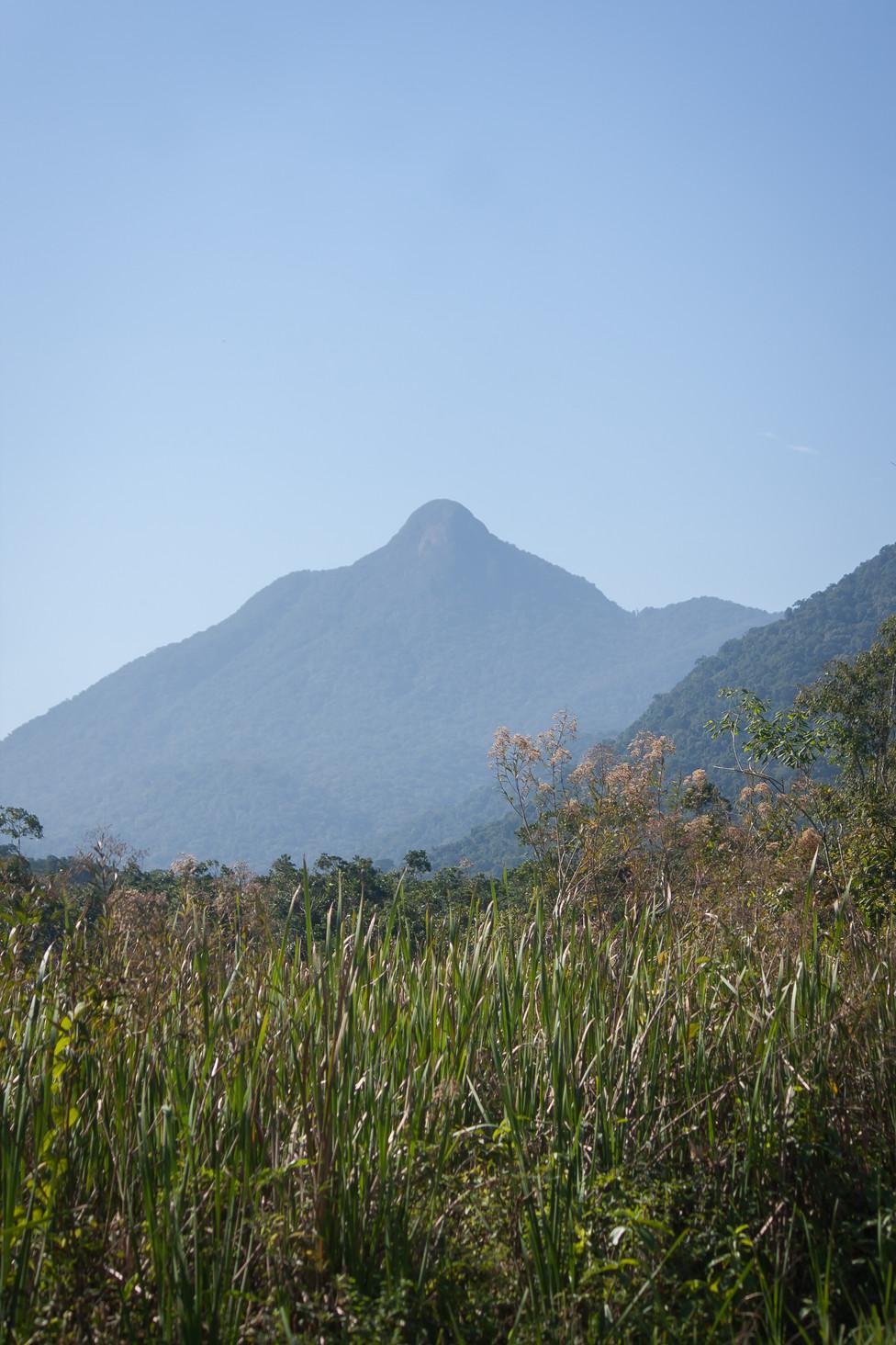 Cuscuzeiro mountain
