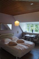 Det lilla værelse Overnatning på Bed and breakfast i Mols Bjerge