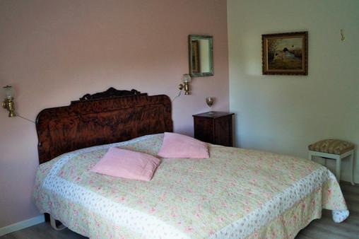 Det Rosa Værelse Overnatning på Bed and breakfast i Mols Bjerge