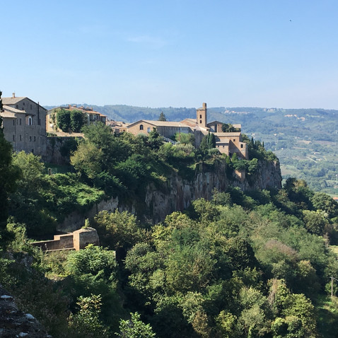 View of Umbria