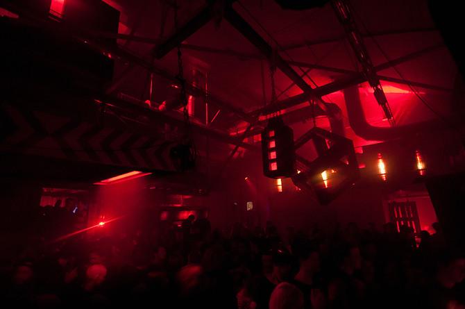Dirty Hands Label Night w/ Per Hammar & Friends