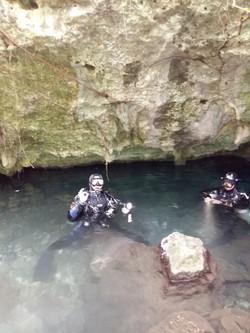 Padre Nuestro Cave