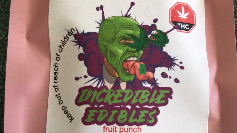 1000 mg incredible edible $60
