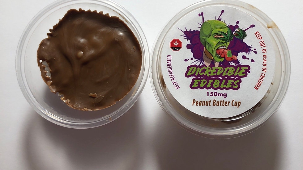 Incredible Edibles (Peanut Butter Cup 150mg)