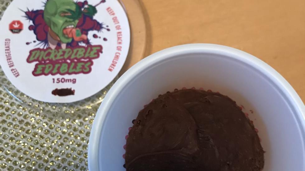 Brownie 😍🧁😍🤤$10 150mg 🤤