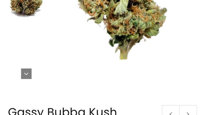 Gassy Bubba ⛽️ 🔥 100% indica