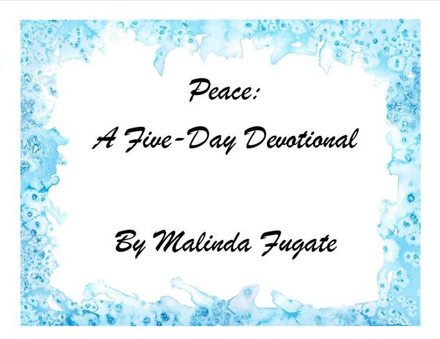 Get a free devotional
