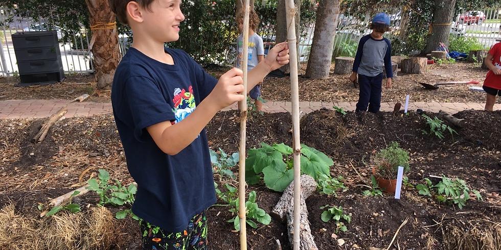 Math on the Garden (TH/FRI 9:15-10:15AM)
