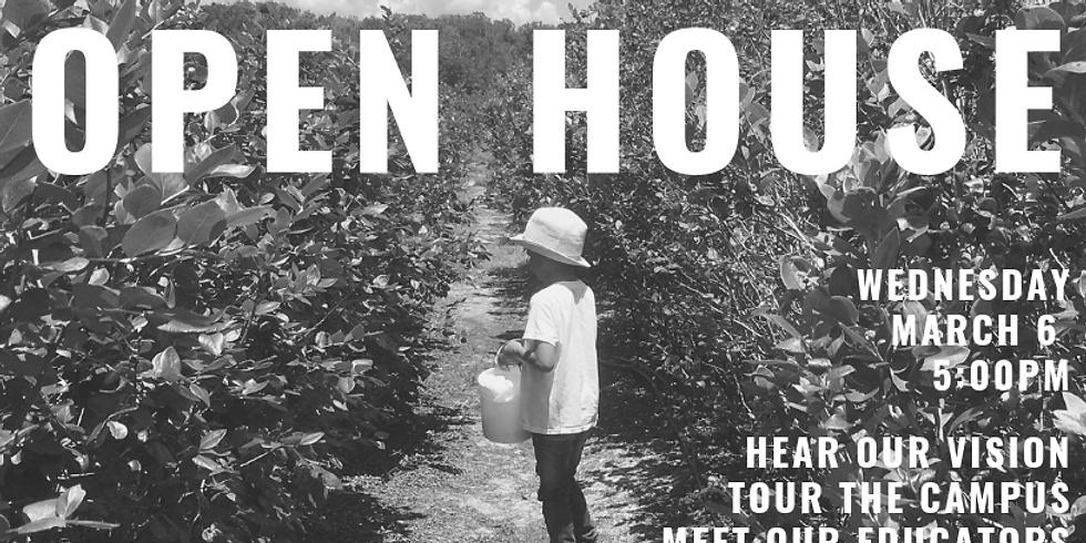 Open House 3/6/19
