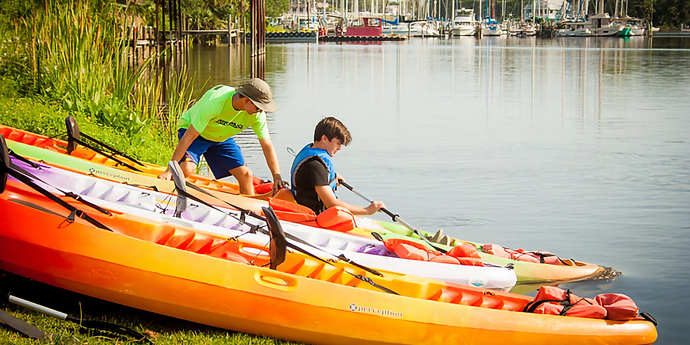 Summer Extension Week 1 - Science of the Indian River Lagoon