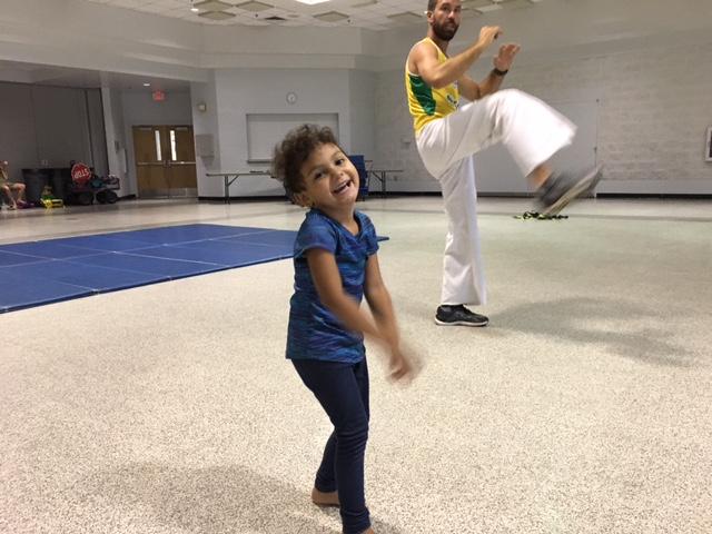 Zahra Capoeira