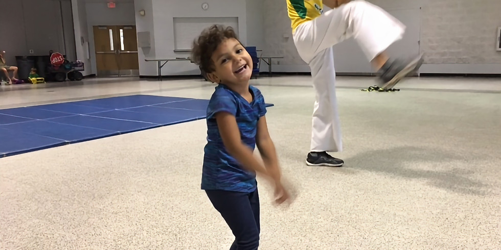 Capoeira (TH/FRI 9:15-10:15am)