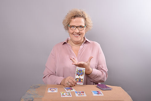 Maria Masjuan Consulta Tarot Barcelona