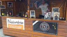 Un Premier événement sous le soleil et un bon accueil pour les bières