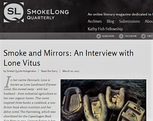 Smoke and Mirrors: An Interview with Lone Vitus