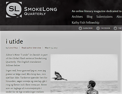 I utide SmokeLong Quarterly