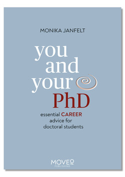 You & Your PhD