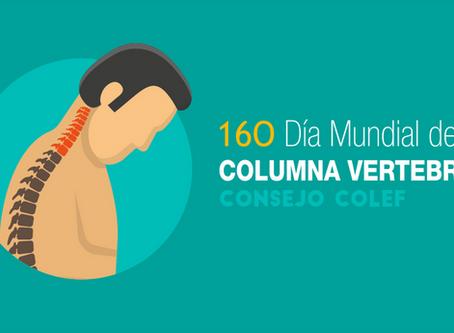 Día Mundial de la Columna Vertebral: ejercicio, un aliado contra el dolor
