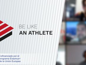 Reunión técnica del equipo del proyecto europeo Be Like an Athlete