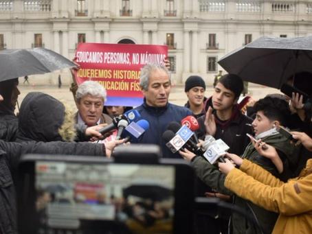 El Consejo COLEF muestra su apoyo a los docentes chilenos que están en huelga para reclamar una educ