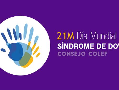 """""""Los/as niños/as con síndrome de Down participan en menos AF que sus pares sin discapacidad"""""""