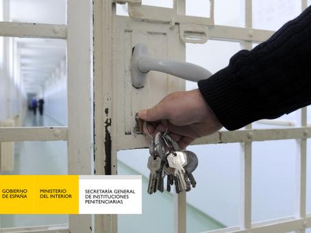 Instituciones Penitenciarias reconoce la especialidad de CAFyD y convoca 14 plazas