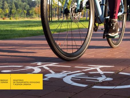 La 'Estrategia Estatal por la Bicicleta' destaca el papel de la EF para el fomento de su uso