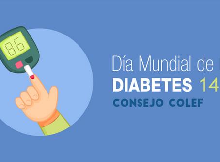 Día Mundial de la Diabetes: ejercicio físico siempre con EFD