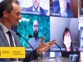 El Consejo COLEF, como integrante de UP, se adhiere al Pacto por la Ciencia y la Innovación