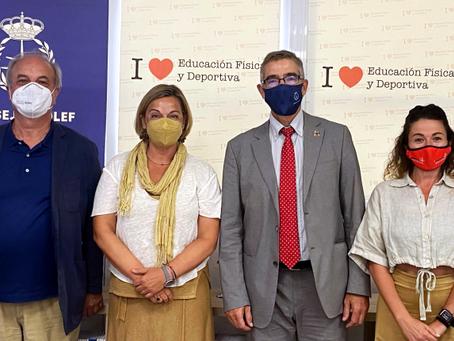 RED Global y Consejo COLEF impulsan el Observatorio Español de EF y Deporte Escolar