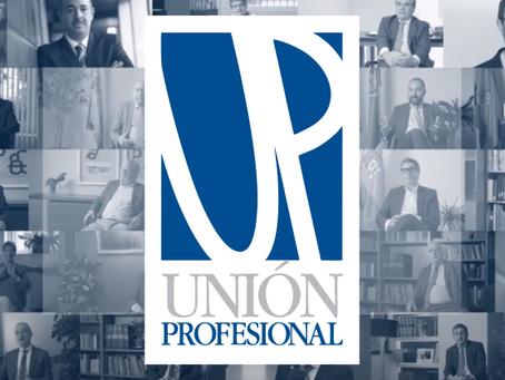 Función deontológica y acto profesional, por Unión Profesional