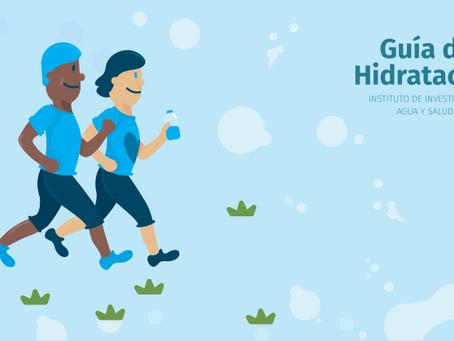 Guía de Hidratación 2018: La práctica físico-deportiva es uno de los factores más determinantes en l