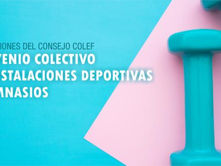 El Consejo COLEF ofrece a patronal y sindicatos una propuesta para adaptar los grupos ocupacionales