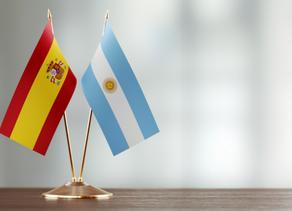 Reunión de las organizaciones colegiales de la EFD de España y Argentina