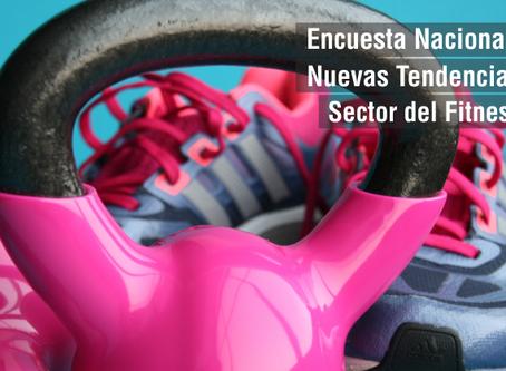 ¡Ya puedes participar en la Encuesta Nacional sobre Nuevas Tendencias en el Sector del Fitness 2020!