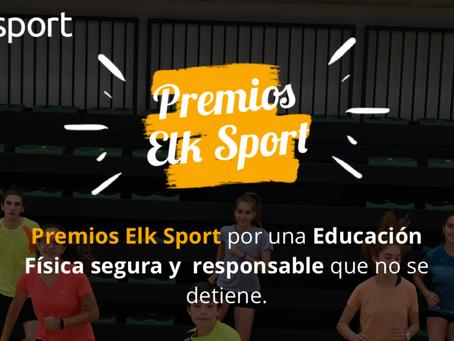 Premios Elk Sport por una Educación Física segura y responsable