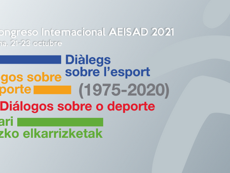 El Consejo COLEF patrocina uno de los talleres del XVI Congreso Internacional de la AEISAD
