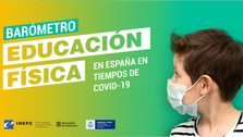 Participa en el 'Barómetro de la Educación Física en España en tiempos de COVID-19'