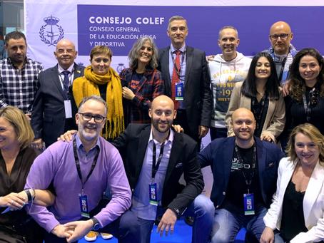Reunión de presidencias de los COLEF ante la crisis del COVID-19