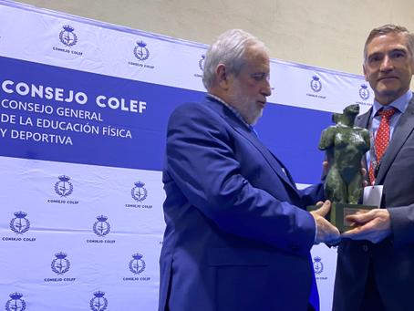 Entrevista a Eduardo Armada, Premio Consejo COLEF 2020