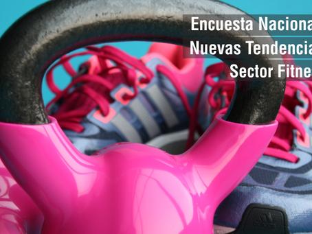 ¡Ya puedes participar en la Encuesta Nacional sobre Tendencias en el Sector del Fitness 2019!