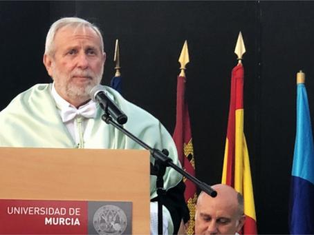 Eduardo Armada, ganador del Premio del Consejo COLEF 2020
