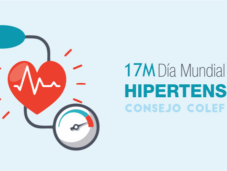 """Día Mundial de la Hipertensión: """"En HTA se hace indispensable el trabajo en equipo multidisciplinar,"""