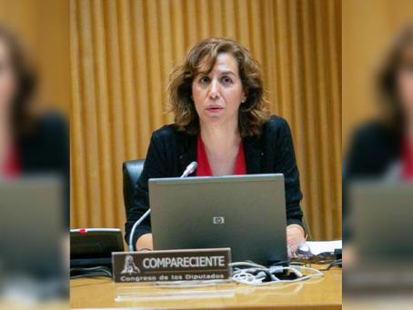 Irene Lozano señala como una prioridad la ley de profesiones del deporte